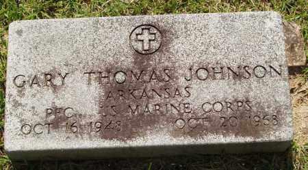 JOHNSON  (VETERAN), GARY THOMAS - Izard County, Arkansas | GARY THOMAS JOHNSON  (VETERAN) - Arkansas Gravestone Photos