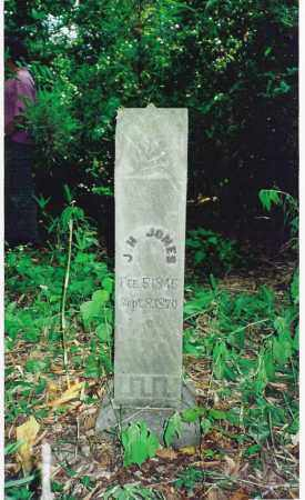 JONES, JAMES HAMILTON - Izard County, Arkansas   JAMES HAMILTON JONES - Arkansas Gravestone Photos