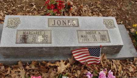 JONES, MARGARET J - Izard County, Arkansas   MARGARET J JONES - Arkansas Gravestone Photos