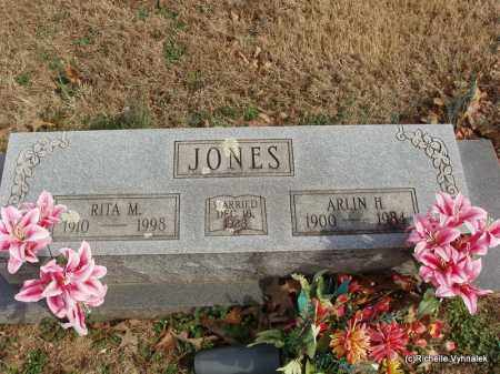 JONES, RITA M - Izard County, Arkansas | RITA M JONES - Arkansas Gravestone Photos