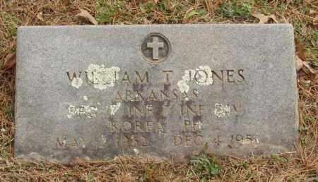 JONES  (VETERAN KOR, KIA), WILLIAM THURMON - Izard County, Arkansas   WILLIAM THURMON JONES  (VETERAN KOR, KIA) - Arkansas Gravestone Photos