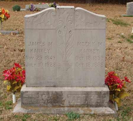 KANKEY, MEEKY M - Izard County, Arkansas   MEEKY M KANKEY - Arkansas Gravestone Photos