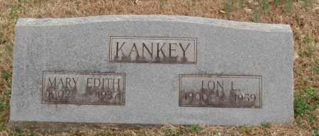 KANKEY, LON L. - Izard County, Arkansas | LON L. KANKEY - Arkansas Gravestone Photos