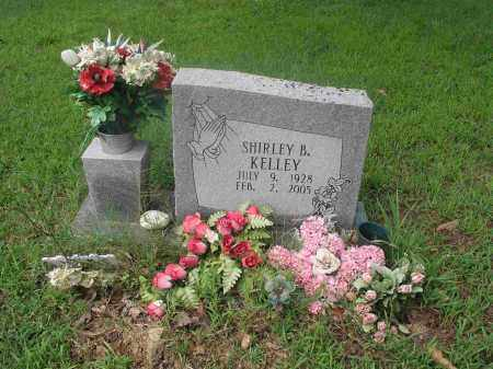 KELLEY, SHIRLEY B. (OBIT) - Izard County, Arkansas | SHIRLEY B. (OBIT) KELLEY - Arkansas Gravestone Photos
