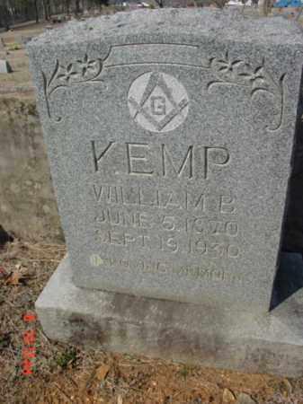 KEMP, WILLIAM B. - Izard County, Arkansas | WILLIAM B. KEMP - Arkansas Gravestone Photos