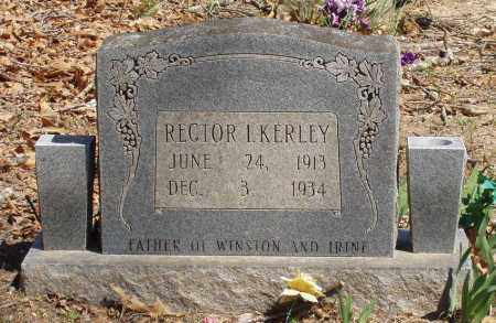 KERLEY, RECTOR I - Izard County, Arkansas | RECTOR I KERLEY - Arkansas Gravestone Photos