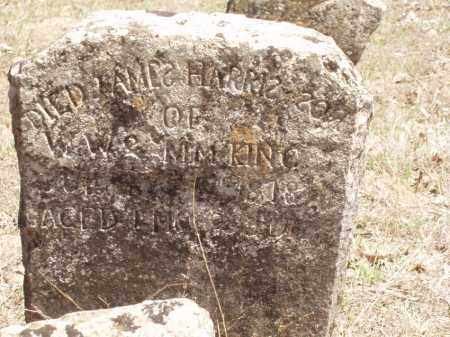 KING, JAMES HARRIS - Izard County, Arkansas | JAMES HARRIS KING - Arkansas Gravestone Photos