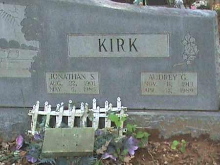 KIRK, JONATHAN S. - Izard County, Arkansas | JONATHAN S. KIRK - Arkansas Gravestone Photos