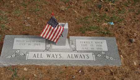 KOCH, CURTIS E. - Izard County, Arkansas | CURTIS E. KOCH - Arkansas Gravestone Photos