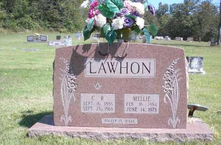 LAWHON, COLUMBUS RUDOPHOUS - Izard County, Arkansas | COLUMBUS RUDOPHOUS LAWHON - Arkansas Gravestone Photos