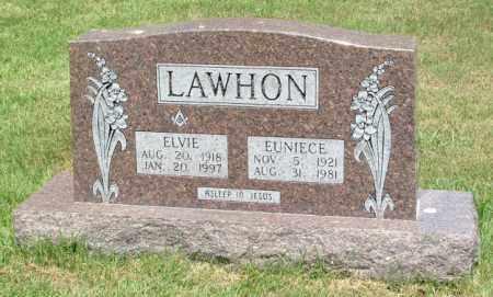 LAWHON, RAYBURN ELVIE - Izard County, Arkansas | RAYBURN ELVIE LAWHON - Arkansas Gravestone Photos