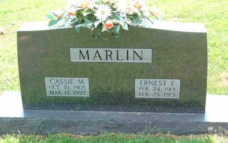 MARLIN, CASSIE - Izard County, Arkansas | CASSIE MARLIN - Arkansas Gravestone Photos