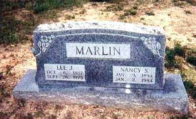 DAVIS MARLIN, NANCY SHARP - Izard County, Arkansas | NANCY SHARP DAVIS MARLIN - Arkansas Gravestone Photos