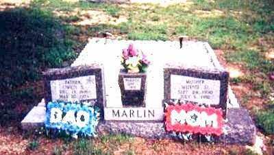 DAVIS MARLIN, WINNIE ESTER - Izard County, Arkansas   WINNIE ESTER DAVIS MARLIN - Arkansas Gravestone Photos