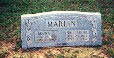 MARLIN, WILLIAM MARION - Izard County, Arkansas | WILLIAM MARION MARLIN - Arkansas Gravestone Photos