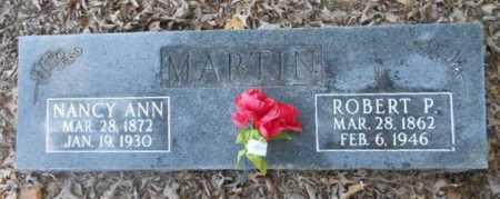LANGSTON MARTIN, NANCY ANN - Izard County, Arkansas   NANCY ANN LANGSTON MARTIN - Arkansas Gravestone Photos