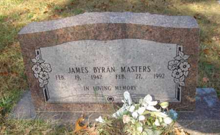 MASTERS, JAMES BYRAN - Izard County, Arkansas | JAMES BYRAN MASTERS - Arkansas Gravestone Photos