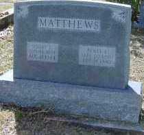 JONES MATTHEWS, MOLLY - Izard County, Arkansas | MOLLY JONES MATTHEWS - Arkansas Gravestone Photos