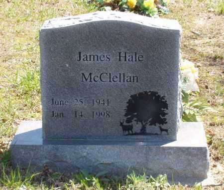 MC CLELLAN, JAMES HALE - Izard County, Arkansas   JAMES HALE MC CLELLAN - Arkansas Gravestone Photos