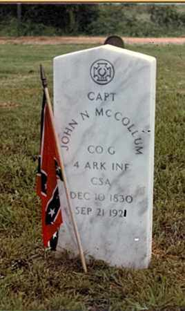 MC COLLUM, JOHN - Izard County, Arkansas | JOHN MC COLLUM - Arkansas Gravestone Photos