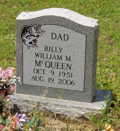 """MC QUEEN, WILLIAM """"BILLY"""" M - Izard County, Arkansas   WILLIAM """"BILLY"""" M MC QUEEN - Arkansas Gravestone Photos"""