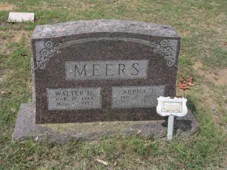 MEERS, ARENA JANE - Izard County, Arkansas | ARENA JANE MEERS - Arkansas Gravestone Photos