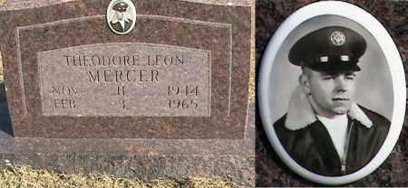 MERCER, THEODORE LEON - Izard County, Arkansas | THEODORE LEON MERCER - Arkansas Gravestone Photos