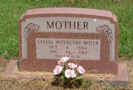 MILLER, GENEVA - Izard County, Arkansas | GENEVA MILLER - Arkansas Gravestone Photos