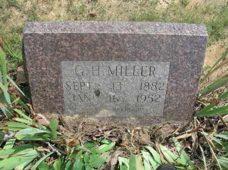 MILLER, GREEN HIGHTOWER - Izard County, Arkansas | GREEN HIGHTOWER MILLER - Arkansas Gravestone Photos