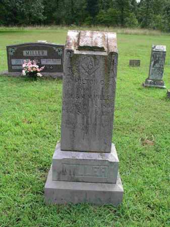 MILLER, MILTON CONRAD - Izard County, Arkansas   MILTON CONRAD MILLER - Arkansas Gravestone Photos
