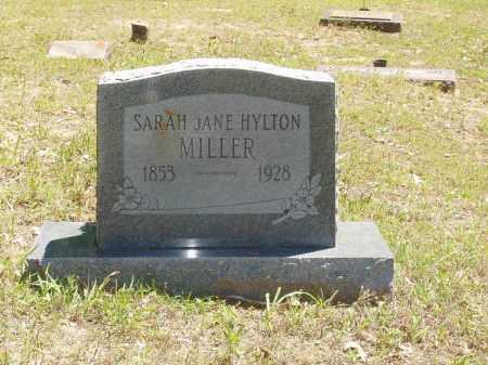MILLER, SARAH JANE - Izard County, Arkansas | SARAH JANE MILLER - Arkansas Gravestone Photos