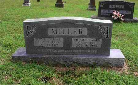 MILLER, WILLIAM EDWARD - Izard County, Arkansas | WILLIAM EDWARD MILLER - Arkansas Gravestone Photos