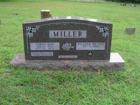 MILLER, VERNA MAE - Izard County, Arkansas   VERNA MAE MILLER - Arkansas Gravestone Photos
