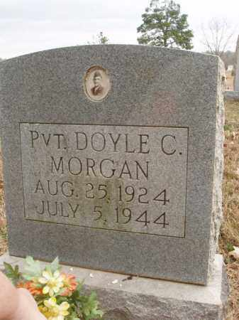 MORGAN, DOYLE C - Izard County, Arkansas | DOYLE C MORGAN - Arkansas Gravestone Photos