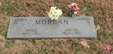 MORGAN, JOE SIE - Izard County, Arkansas | JOE SIE MORGAN - Arkansas Gravestone Photos