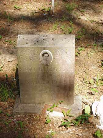 MOSER, MARY ELIZABETH - Izard County, Arkansas | MARY ELIZABETH MOSER - Arkansas Gravestone Photos