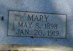 ANDERSON MYNATT, MARY - Izard County, Arkansas | MARY ANDERSON MYNATT - Arkansas Gravestone Photos