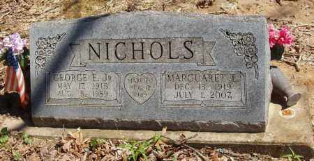 NICHOLS, MARGUARET E - Izard County, Arkansas | MARGUARET E NICHOLS - Arkansas Gravestone Photos
