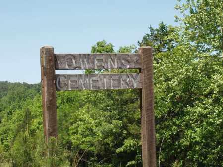 * OWENS SIGN,  - Izard County, Arkansas    * OWENS SIGN - Arkansas Gravestone Photos