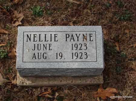 PAYNE, NELLIE - Izard County, Arkansas   NELLIE PAYNE - Arkansas Gravestone Photos