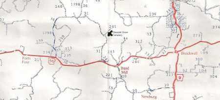 *, MAP - Izard County, Arkansas | MAP * - Arkansas Gravestone Photos