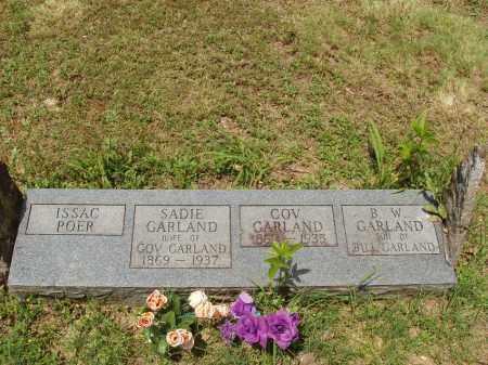 GARLAND, SADIE - Izard County, Arkansas | SADIE GARLAND - Arkansas Gravestone Photos