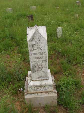 PUCKETT, EDWARD ROLAND - Izard County, Arkansas   EDWARD ROLAND PUCKETT - Arkansas Gravestone Photos