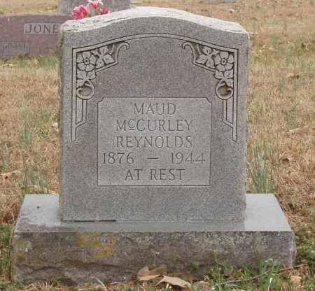 MC CURLEY REYNOLDS, MAUD - Izard County, Arkansas | MAUD MC CURLEY REYNOLDS - Arkansas Gravestone Photos