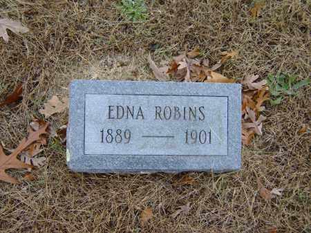ROBINS, EDNA - Izard County, Arkansas   EDNA ROBINS - Arkansas Gravestone Photos