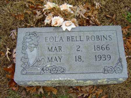 HELMS ROBINS, EOLA BELL (OBIT) - Izard County, Arkansas   EOLA BELL (OBIT) HELMS ROBINS - Arkansas Gravestone Photos