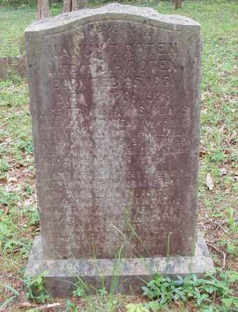 SHELL ROTEN, NANCY TENNESSEE - Izard County, Arkansas | NANCY TENNESSEE SHELL ROTEN - Arkansas Gravestone Photos