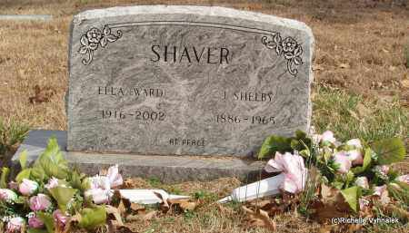 SHAVER, J. SHELBY - Izard County, Arkansas | J. SHELBY SHAVER - Arkansas Gravestone Photos