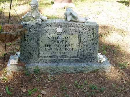 SHAVER, MELLIE MAE - Izard County, Arkansas | MELLIE MAE SHAVER - Arkansas Gravestone Photos