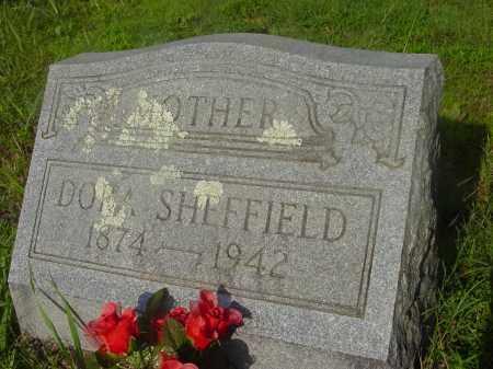 SHEFFIELD, DORA DELL - Izard County, Arkansas | DORA DELL SHEFFIELD - Arkansas Gravestone Photos